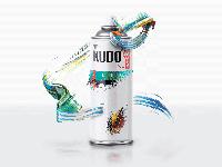 Аэрозольная краска KUDO