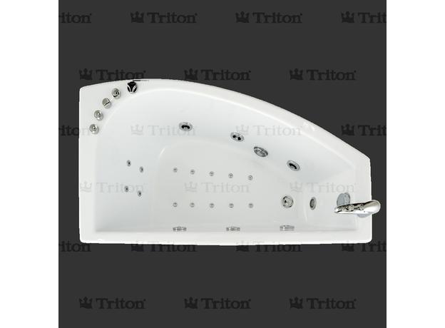 Акриловая ванна Triton Бэлла 140*75 Правая