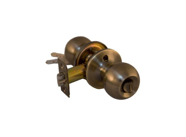 Ручка-защелка (ключ-завертка) 607-AB-ET